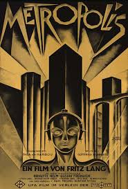 Posters for Metropolis by Fritz Lang