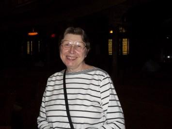 Church Secretary, Sister Judy