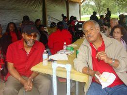 Pastor and Charles Hunter