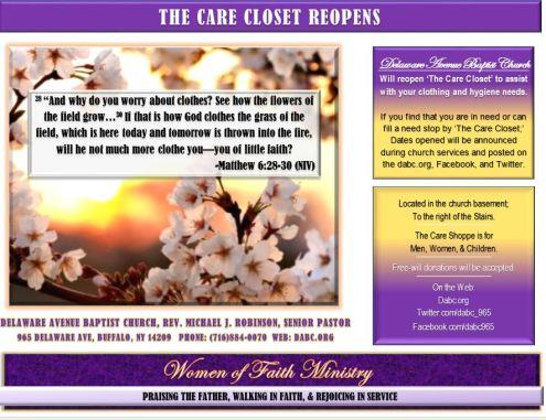 Care Closet