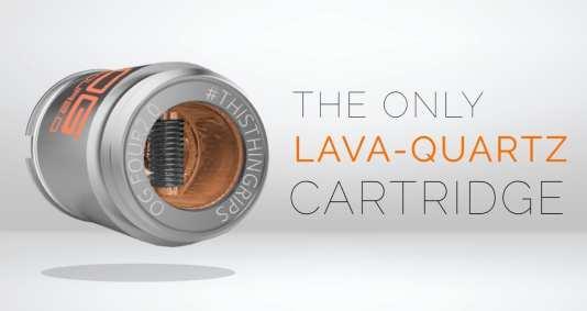 OG Four 2.0 - lava quartz