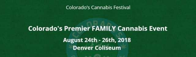Cannabis Events Colorado 2018: cannabis festival