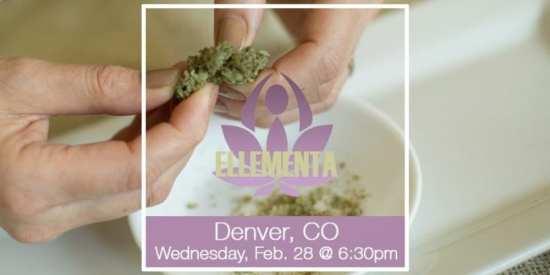 cannabis events Colorado 2018