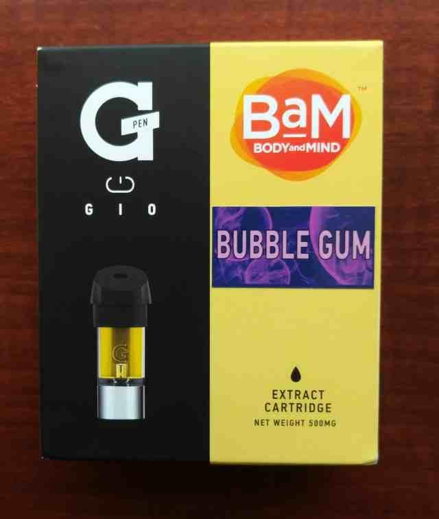 bam cartridge
