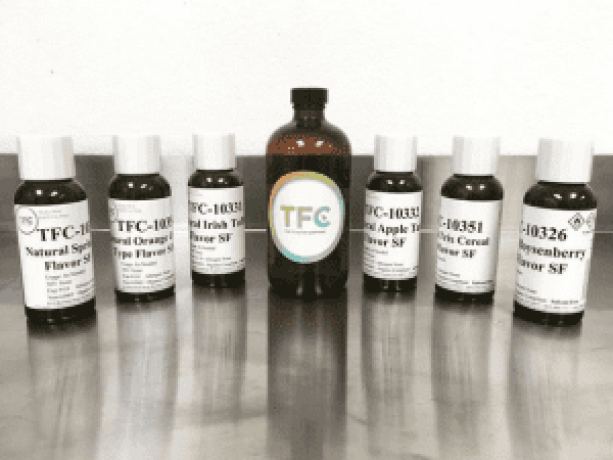 The Flavor Company natural flavor profiles