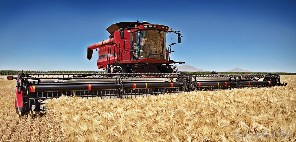 combineharvester
