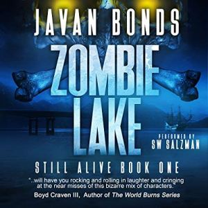 Zombie Lake – Dab of Darkness Book Reviews