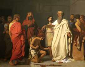 Anointing David