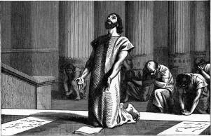 Hezekiah and the letter