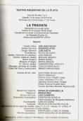 La Traviata, 1994 Teatro Argentino de La Plata