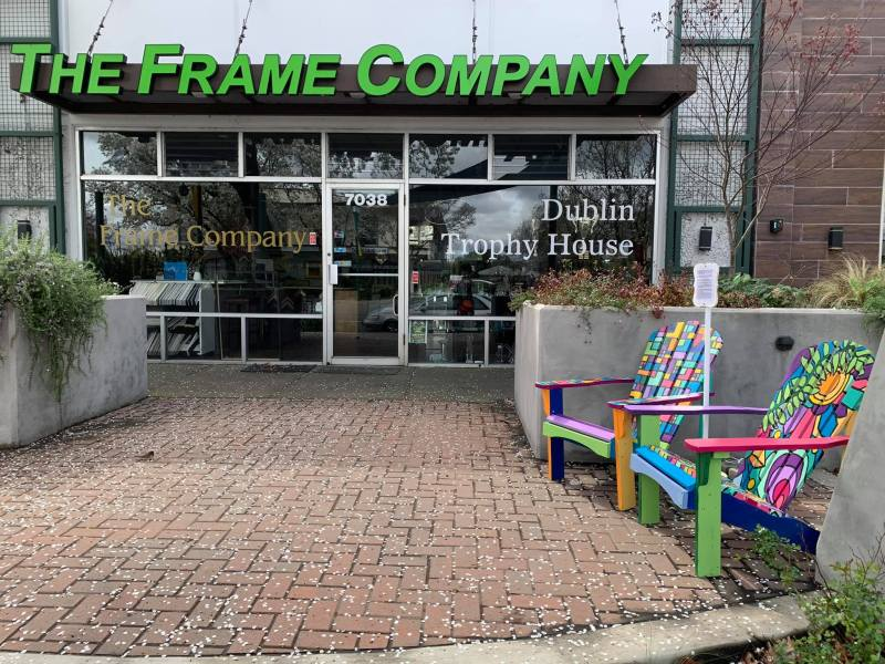The Frame Company and Art Gallery