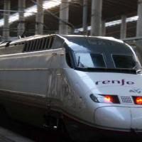 スペインで新幹線に乗った
