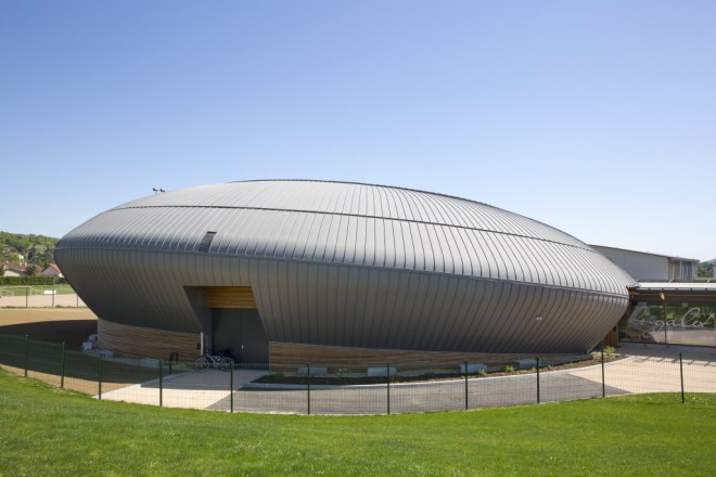 Salle de spectacle Le Galet, Reyrieux (France)