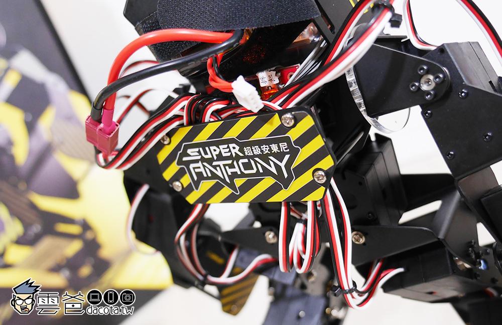 一拳入魂!超級安東尼Super Anthony格鬥機器人,帶你進入真實版的鋼鐵擂臺世界   雲爸的私處