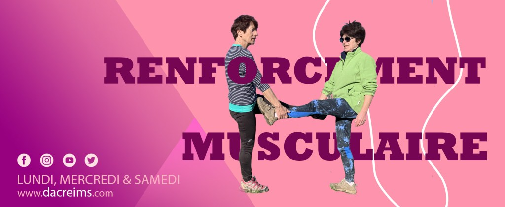 renforcement musculaire cardio reims