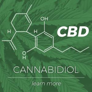 Learn more about CBD (cannabidiol)