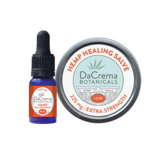 Dacrema Botanicals All Natural Hemp Healing Products