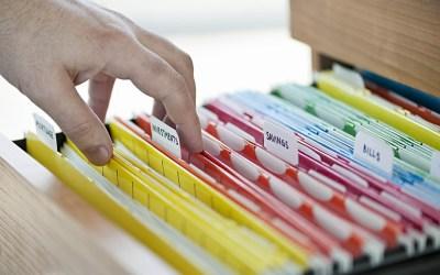 Document Storage & The GDPR