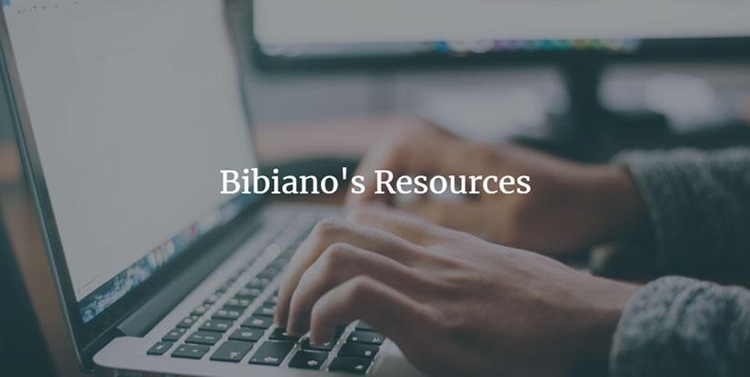 bibianos-resources