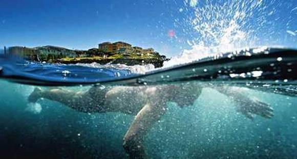 Nuoto in acque libere: balneabilità e qualità dell'acqua
