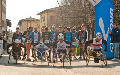 Italian Paratriathlon Series – Duathlon Sprint Romano di Lombardia