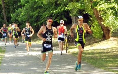 La corsa nel triathlon