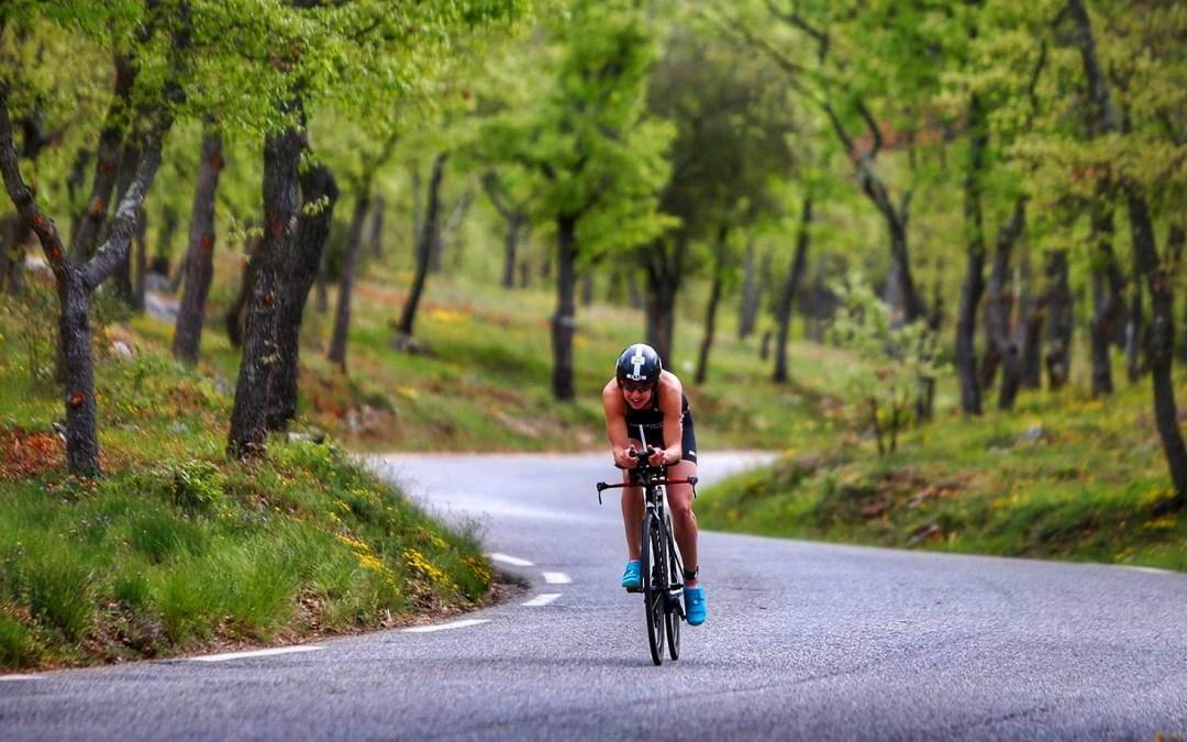 Il percorso ciclismo del Ironman 70.3 Pays d'Aix