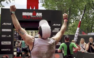 Ironman 70.3 Pays d'Aix 2017