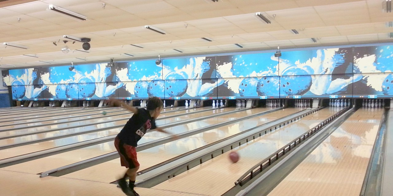 (Almost) Free Summer 2016 Bowling in Austin