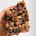 Chocolate Chip Chickpea Blondies (Vegan, Gluten-Free, Refined Sugar-Free) – as featured on the TODAY Show!