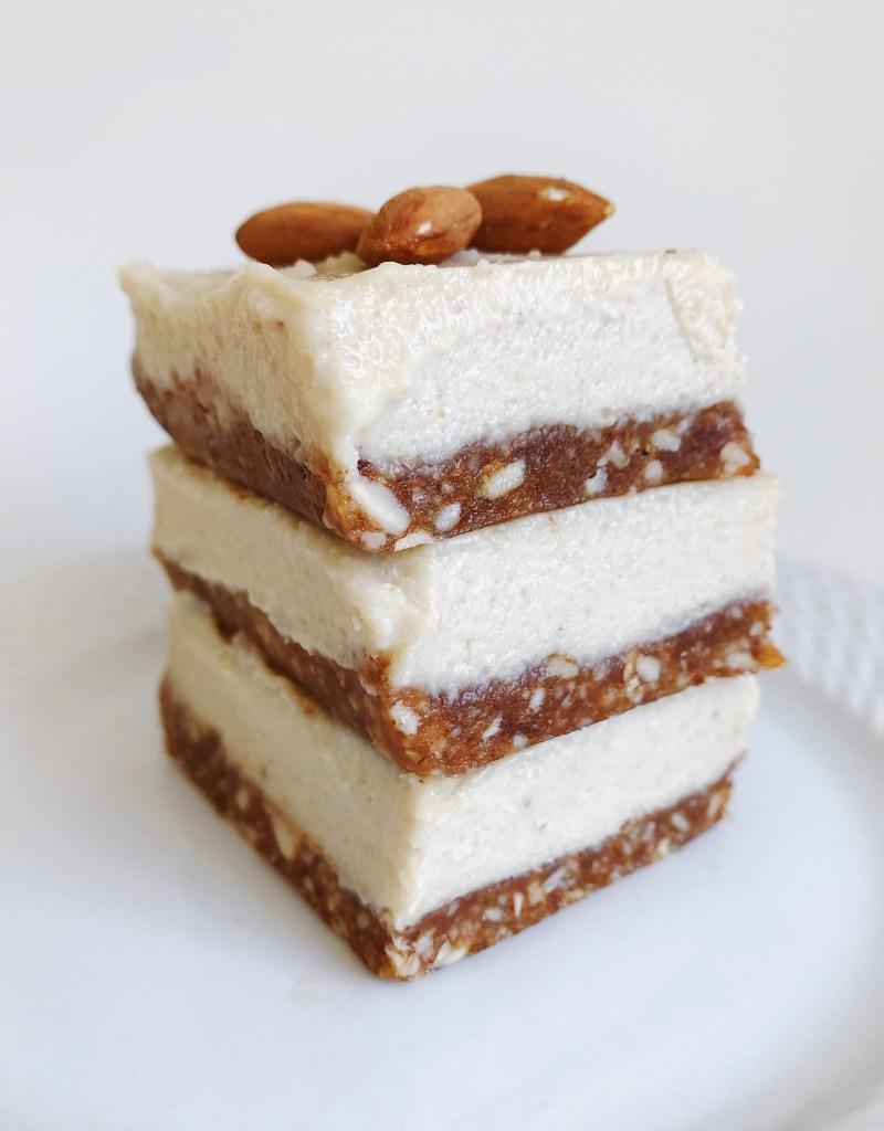 Easy No-Bake Vegan Cheesecake Recipe (Gluten-Free)