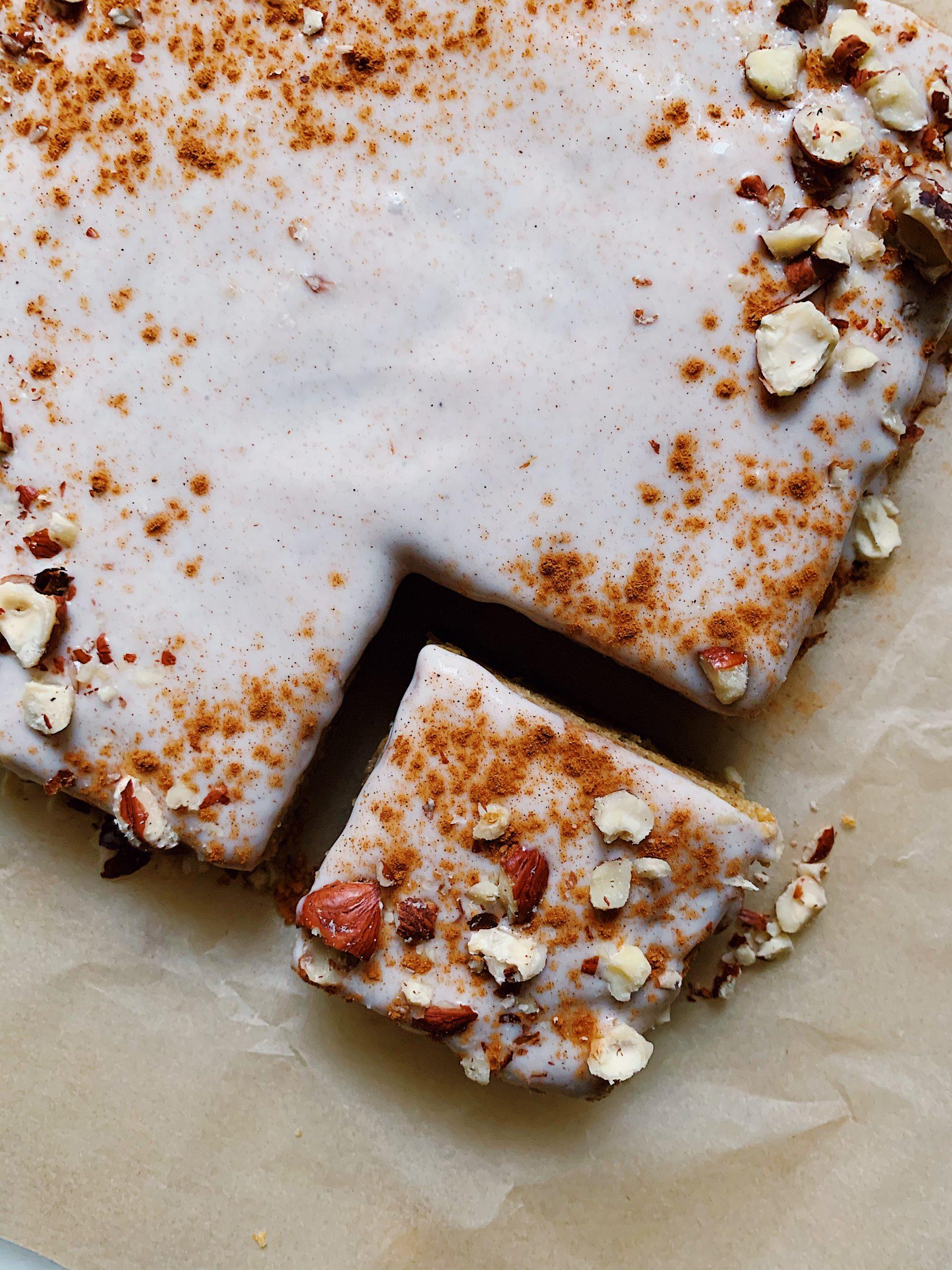 best sweet potato cake gluten-free