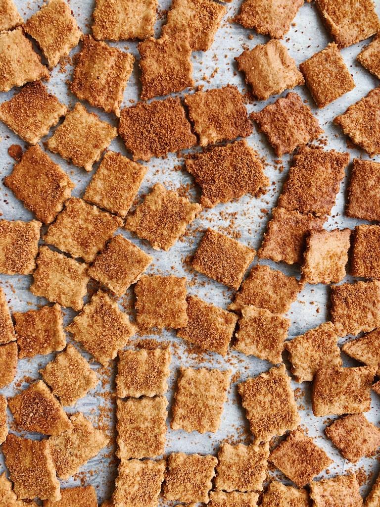 healthy cinnamon toast crunch