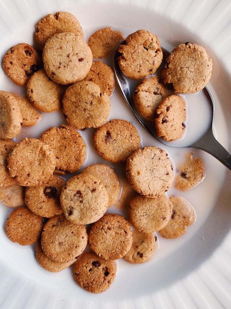 healthy Cookie Crisp