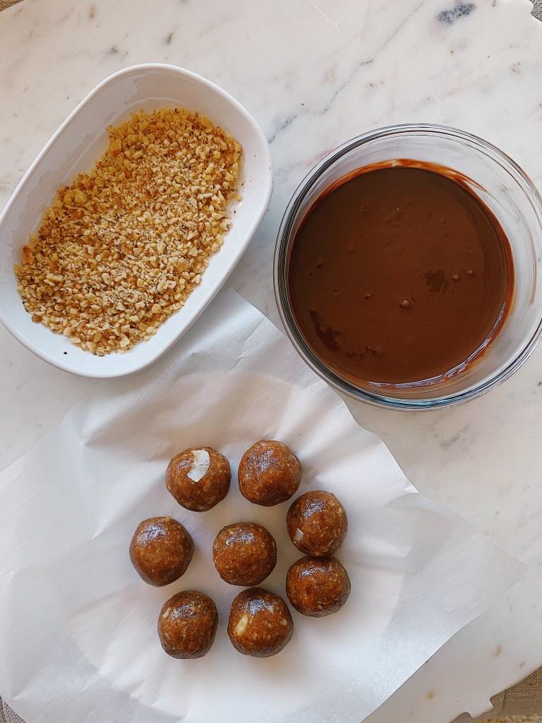 best walnut and date truffles
