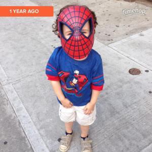 SuperSpider-Man!