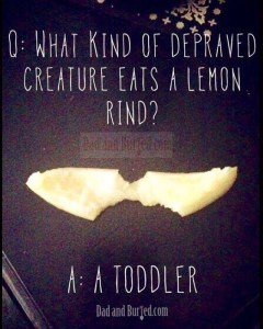 toddlers are insane, got toddlered, parenting, dad and buried, funny, humor, dad bloggers, mommy bloggers, anarchy, movies, vacation, parenting, stress, behavior, toddlers, home, dads, moms, fatherhood, kids, family, discipline