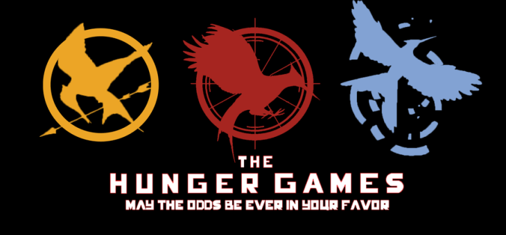 The Hunger Games: Toddler-Style