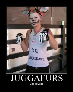 ICP, insane clown posse, juggalo, parenting, moms, dads