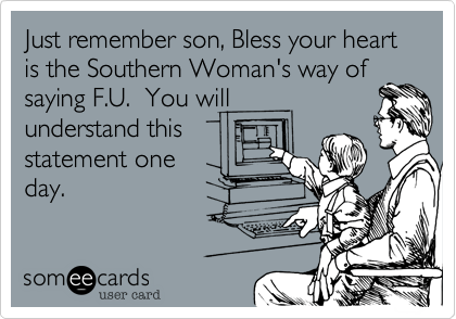 "The ""Kindness"" of Southerners"