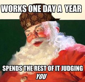 Santa Claus, Christmas, holidays
