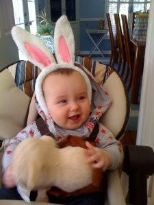 Easter, babies, toddlers, parenting, funny, holidays, dads, fatherhood, parenting, family, religion