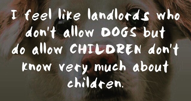Five Ways Kids Are Like Dogs