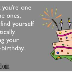 parenting, parenthood, toddlers, half-birthday, birthdays, dads, milestones, e-card, ecard, half-birthday, spoiled
