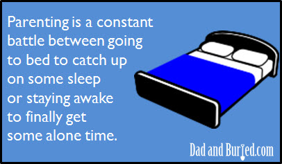 sleep, solitude, balancing act, priorities, parenting, ecard, wordless wednesdays, funny, humor, dad bloggers, funny dad blogs, dad and buried, parenting, fatherhood, moms, motherhood, dads, kids, children, exhaustion, alone time
