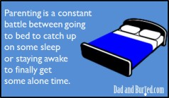 sleep, solitude, streamteam, netflix, balancing act, priorities, parenting, ecard, wordless wednesdays, funny, humor, dad bloggers, funny dad blogs, dad and buried, parenting, fatherhood, moms, motherhood, dads, kids, children, exhaustion, alone time