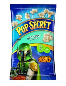 parenting, pop secret, star wars, dad and buried, dad bloggers, funny, humor, dads, movies, pop culture, the force, kids, family, moms, popcorn, boba fett, pop culture