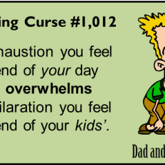 parenting, hard night's night, hard day's night, parenthood, fatherhood, dad and buried, funny, humor, dad bloggers, dad blog, mommy blog, lifestyle, tired, bedtime, home, kids, children, family, ecard, wordless wednesday, e-card, someecards