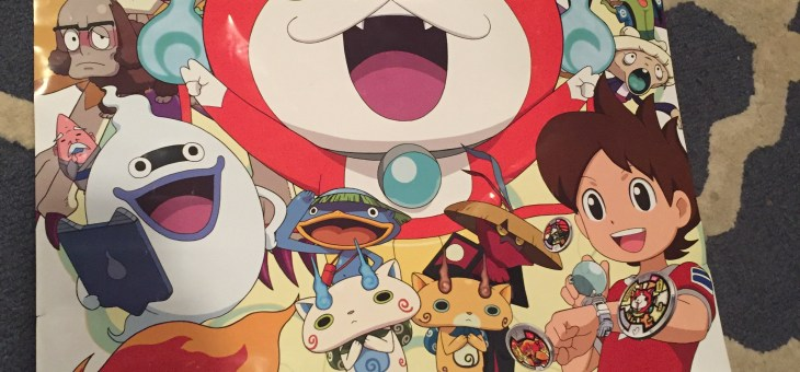 Yo-kai Watch and Learn
