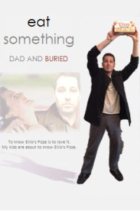 parenting, ellios, pizza, #pizzastalgia, 1980s, say anything, eating, food, dinner, funny, humor, sponsored, ad, dad and buried, mommy bloggers, dad bloggers, entertainment, movies, kids, family